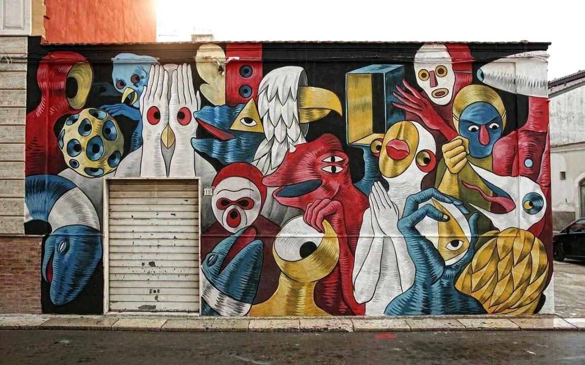 O que é Muralismo? [Tudo sobre o Movimento]