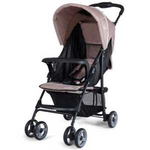 Coffee Foldable Baby Stroller