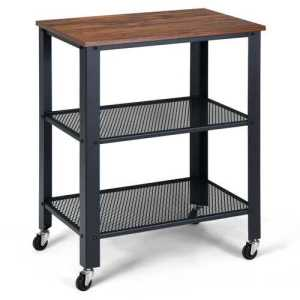 3-Tier Kitchen Utility Cart