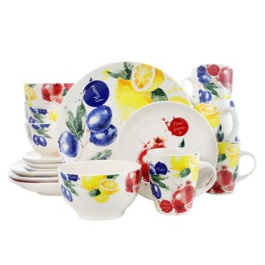 16 Piece Luxury Dinnerware Set