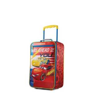 American Tourister 18 Inch Softside Upright with free shipping worldwide