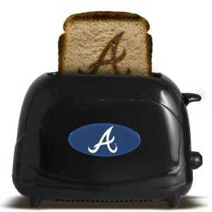 Atlanta Braves Toaster Black fast and free home delivery whole around the world