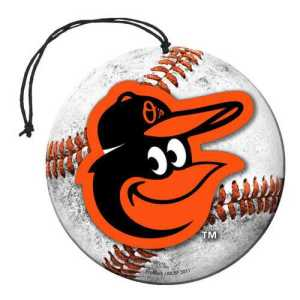 Baltimore Orioles Air Freshener set with fast and free delivery