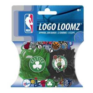 Boston Celtics Logo Loomz Filler Pack with free shipping.