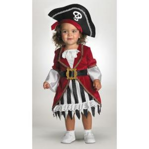 Pirate Princess 12 To 18 Month Costume with free and fast home shipping