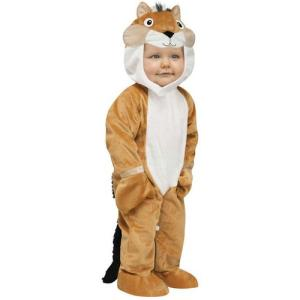 Chipper Chipmunk Toddler 6-12 months with free home shipping worldwide