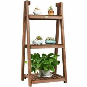 3-Tier Folding Flower Stand