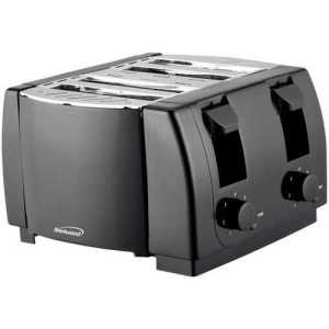 Brentwood Appliances Toaster (Black)
