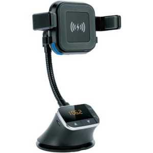 Supersonic Bluetooth Charging Mount And Fm Transmitter