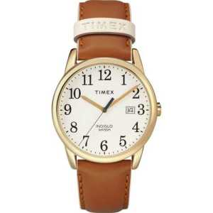 38mm Brown Strap Watch