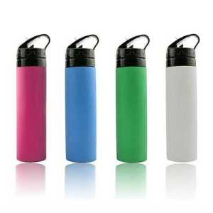 Silicon Squeeze N Sip Water bottle