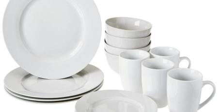 Top 5 Best Dinnerware Sets in 2021