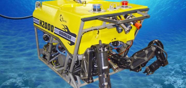 Piloto de ROV profissão com grande potencial de mercado no pré-sal