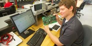 Técnico em Eletrônica carreira de sucesso garantida