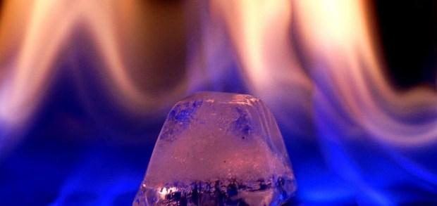 A China é a primeira nação a extrair combustível do gelo