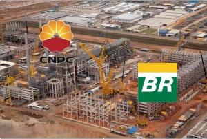 Petrobras e CNPC assinam acordo de obras no Comperj