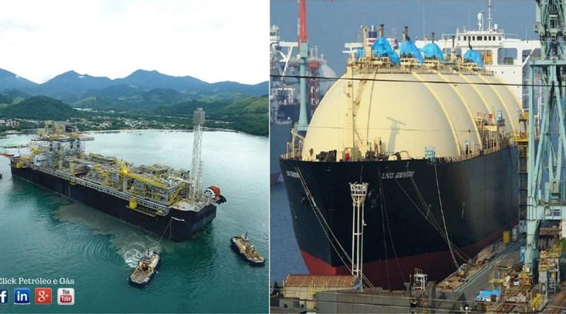 Estaleiro ganha contrato no Brasil para serviços na P-69 e navio gaseiro