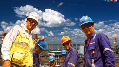 As obras serão para transformar a Usina de Santa Cruz em ciclo combinado, a Odebrecht começa sua fase de recuperação.
