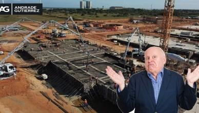 Termoelétrica Porto do Açú: Maior parte da mão de obra pode vir de fora