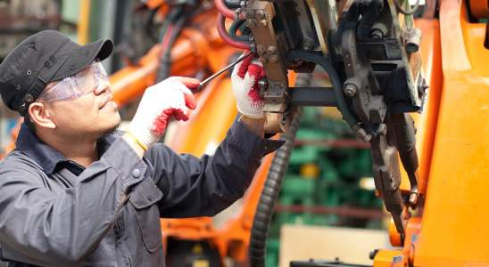 empresa industrial contratando