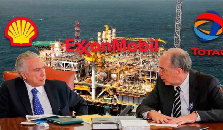 Petrobras Temer Pedro Parente privatização