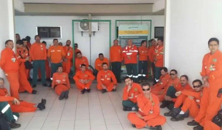 Petroleiros Greve Petrobras