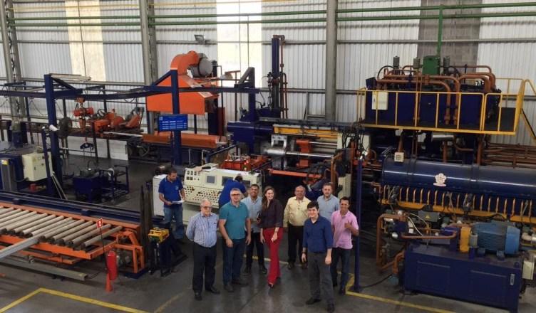 Manutenção Perfil Alumínio Fabrica Viana ES