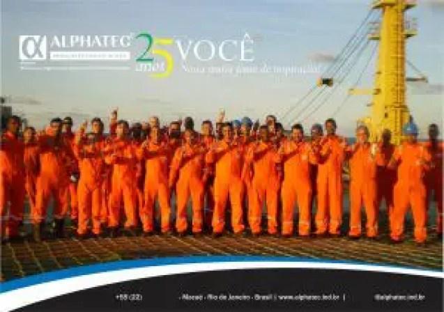 alphatec macaé offshore