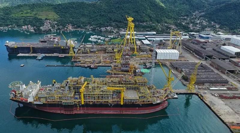 Estaleiro abre várias vagas na área Industrial Naval no ES