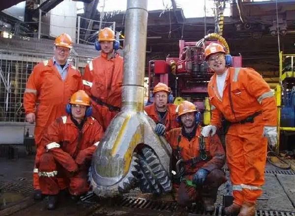 Vagas offshore atlas professionals Brasil