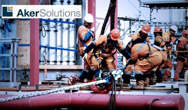 Aker Solutions Macaé offshore onshore
