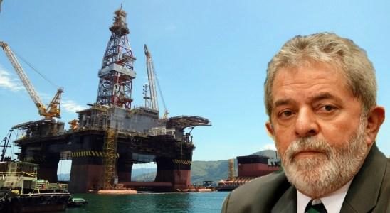 propina Luis Inacio Lula Petrobras plataformas