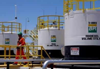 Petrobras diesel importação petróleo