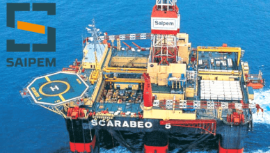 Vagas offshore Saipem