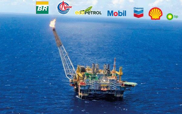 empresas do petróleo rodada do pré-sal