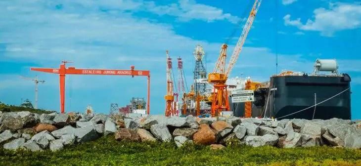 Resultado de imagem para RTA Industrial Offshore