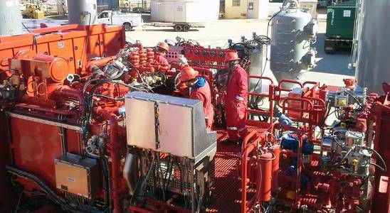 tecnico em química offshore halliburton