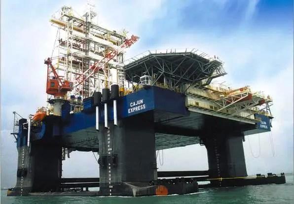 Senegal petróleo descoberta