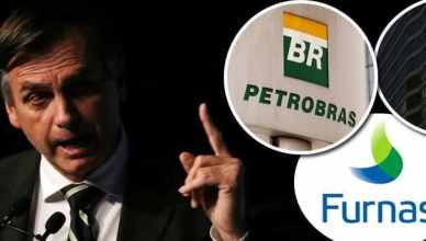 Bolsonaro Petrobras Privatização Bolsa