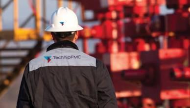 TechnipFMC Exxon contrato subsea
