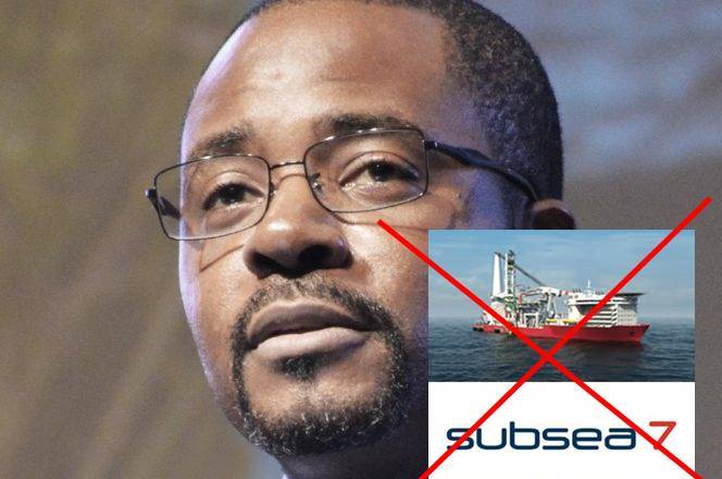 Subsea 7 guiné offshore