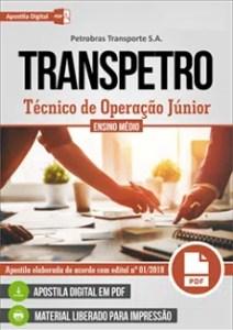 Técnico de Operação Júnior - Transpetro