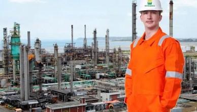 Petrobras tecnicos contrato vagas