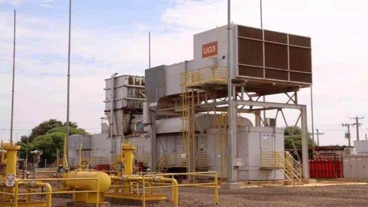 usia termelétrica -MS - empregos - gás natural - energia