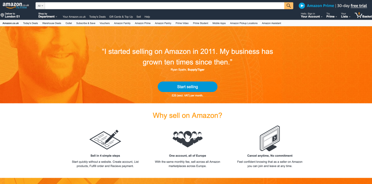 Is selling on amazon profitable vs selling on your site? Nope ! Here is why…
