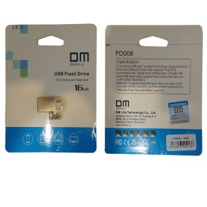 DM USB Flash Drive 16 GB