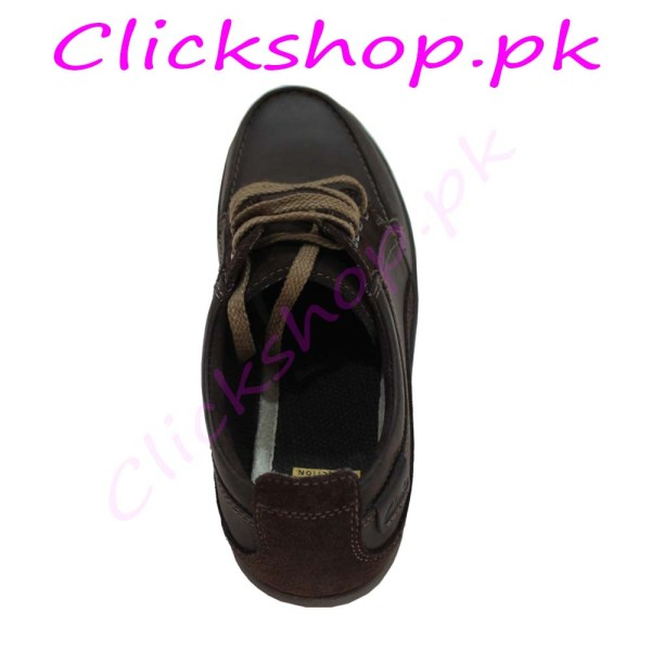 Brown Color Shoes for young boys - Brand Color