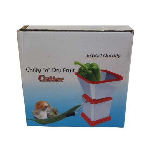 Chilly & Dry Fruit cutter