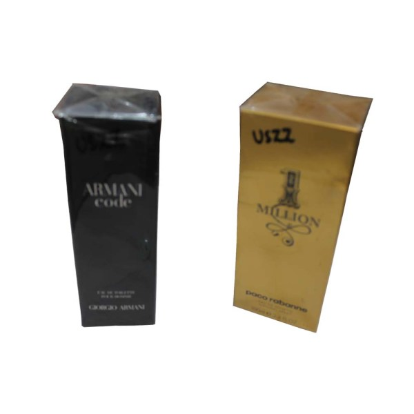 Armani & one Million Perfume for youngster