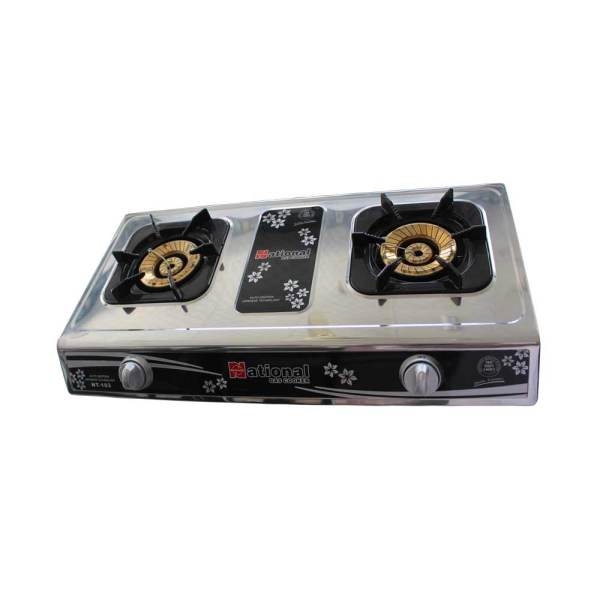 Pakistani National double gas cooker - online shop in pakistan